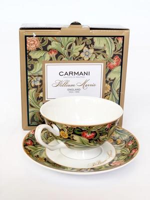 CARMANI Чашка с блюдцем